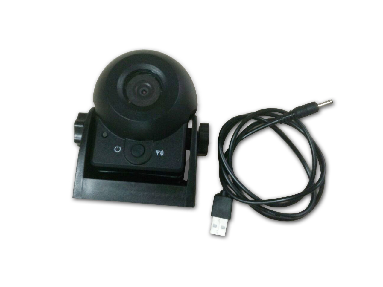 New Car WiFi Camera for Front and Rear View Connect with Phone Good Night Vision