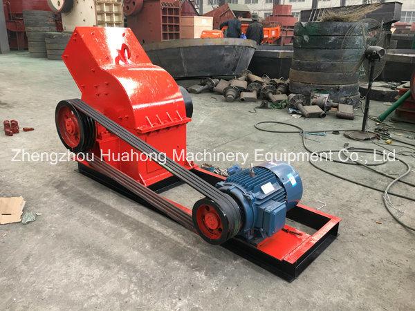 Large Capacity Stone Crusher Machine, 400*600 Hammer Mill Crusher with Hammers