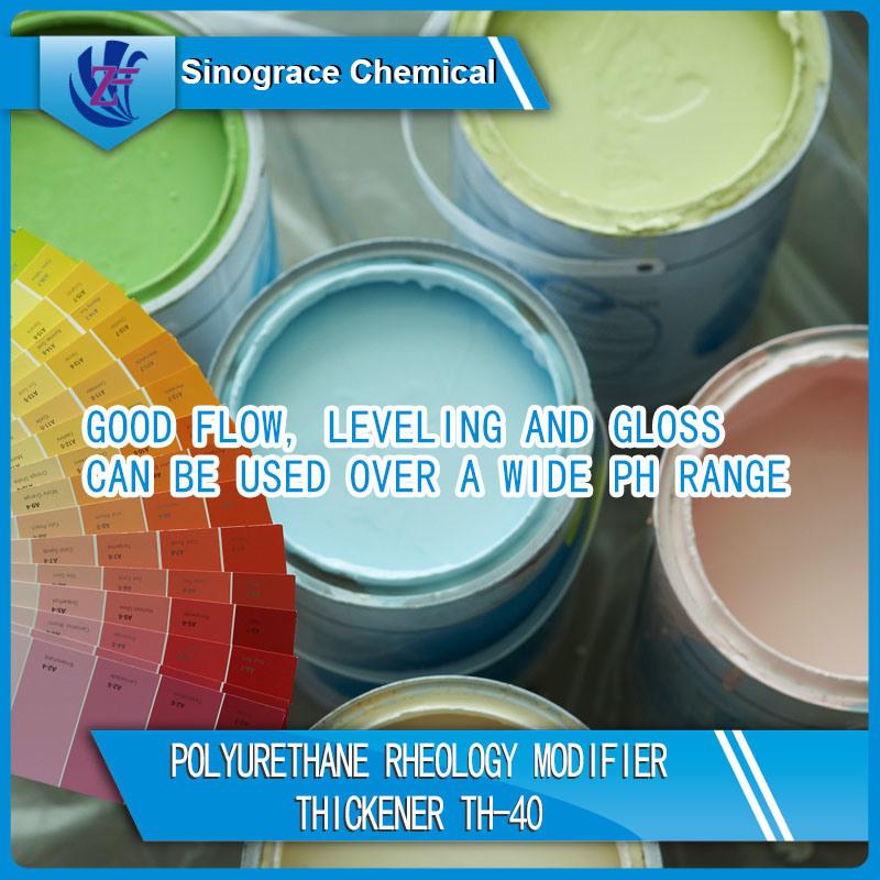 Polyurethane Rheology Modifier Liquid Thickener