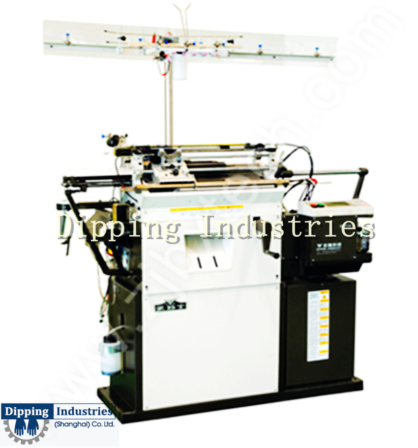 Advanced Glove Knitting Machine for Polyester and Cottton