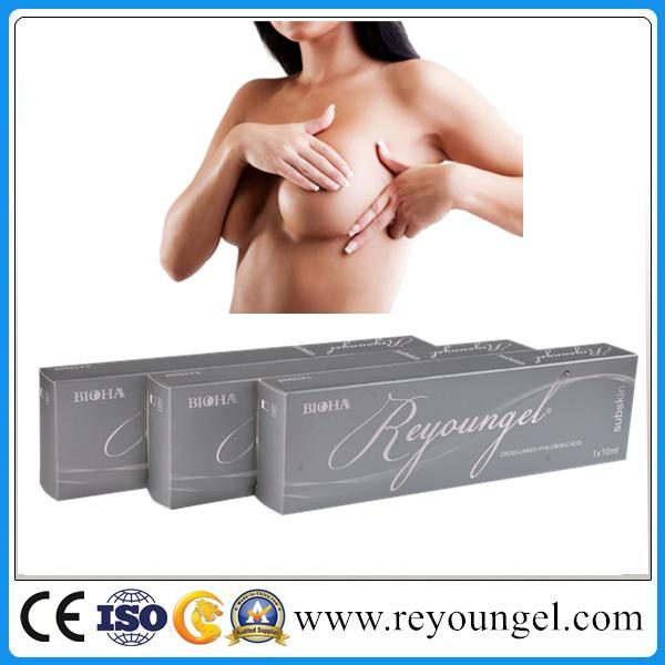 Hyaluronic Acid Dermal Filler Injection for Buttock Enhancement