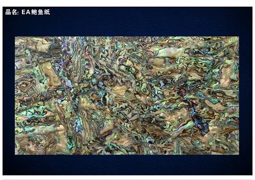 Ea Grade New Zealand Abalone Shell Sheet/Shell Paper