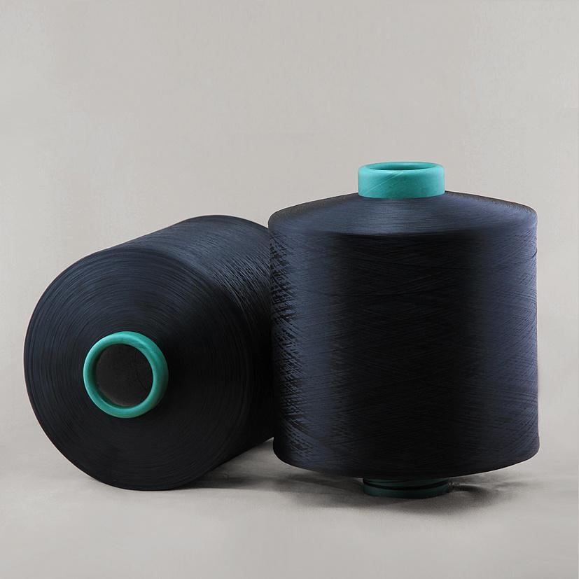 100% Polyester Ddb 150d/48f/2 Him Grade AA Yarn