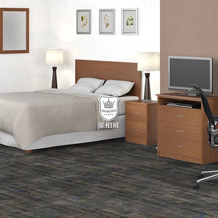 High Quality Laminate Hotel Bed Frame Design for Sale