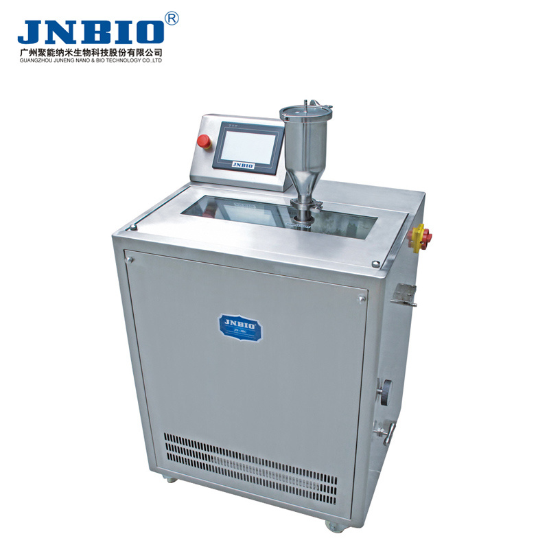 Jn-30hc Low Temperature Ultra High Pressure Homogenizer