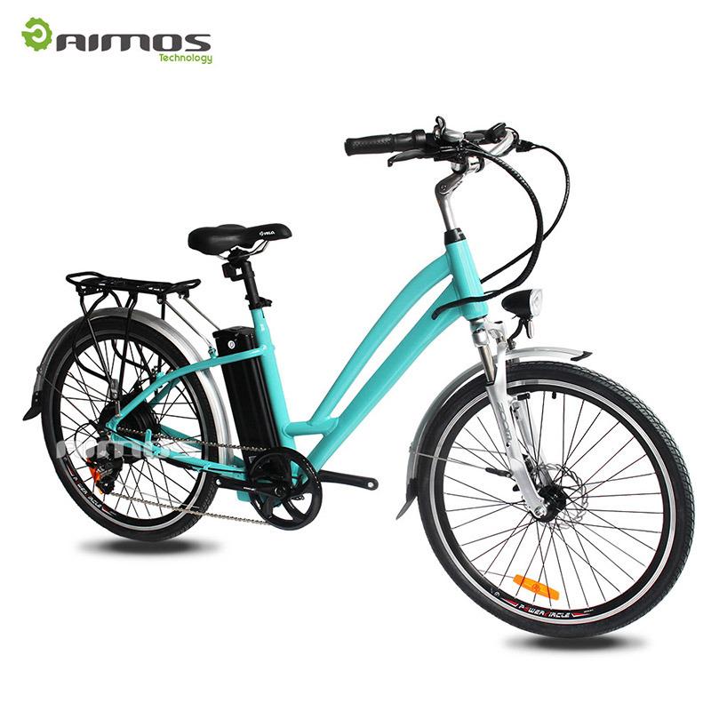 Cheap 250W Green City Electric Bike / 36V 250W Folding Ebike with Ce and En15194