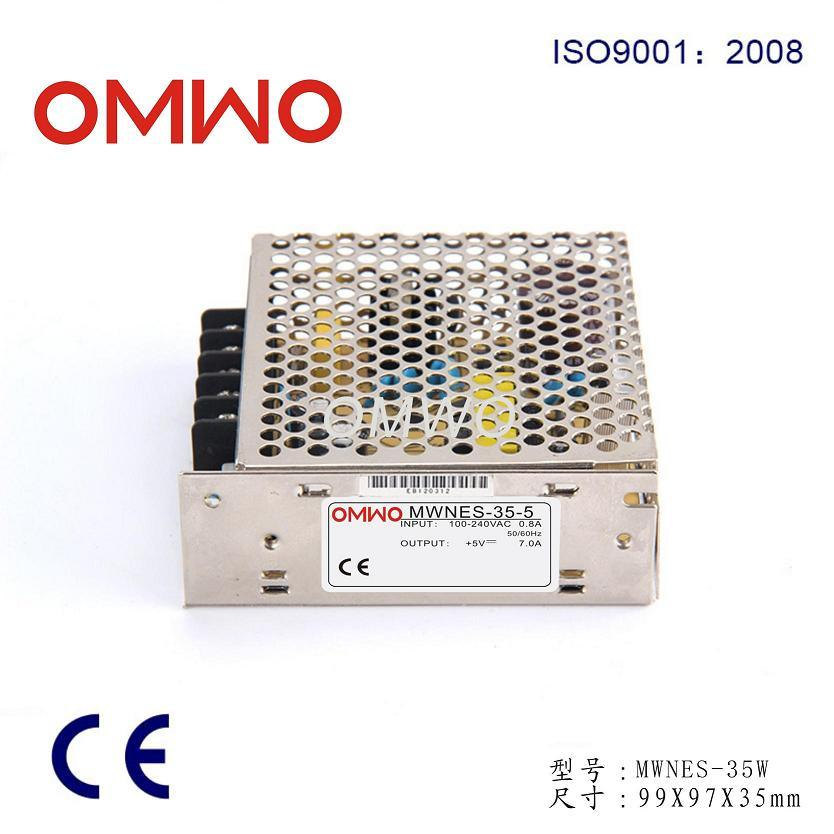 Single Output Nes-35-24 Switching Power Supply 220V 24V