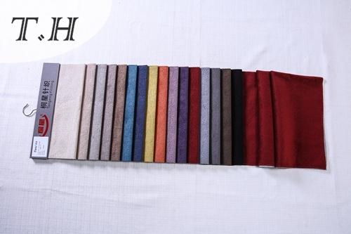 2017 Burnout Velvet Fabric Sofa Fabric Modern (FTX37308)