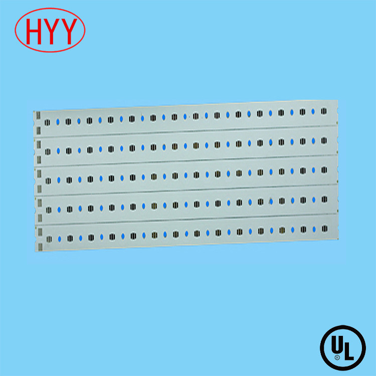 High Power LED Aluminum PCB, Metal Core Alu PCB, Metal Alu PCB (HYY-056)