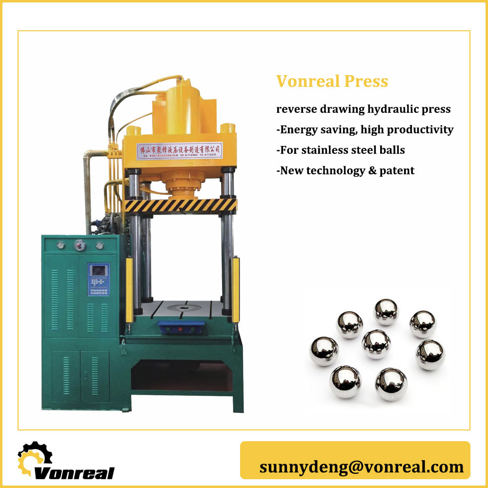 Yb65-380A Low Electricity Consumption Hydraulic Metal Forming Press