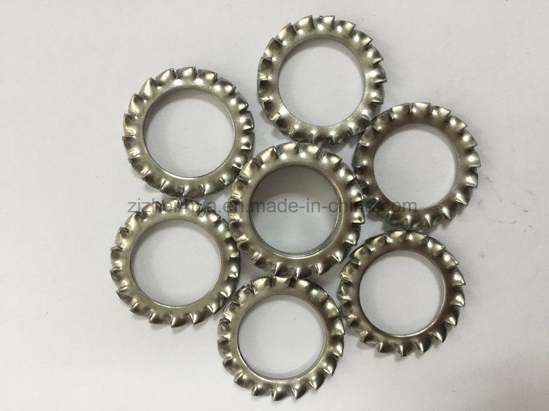 Serrated Lock Washer (DIN6798A&J&V) (Factory)