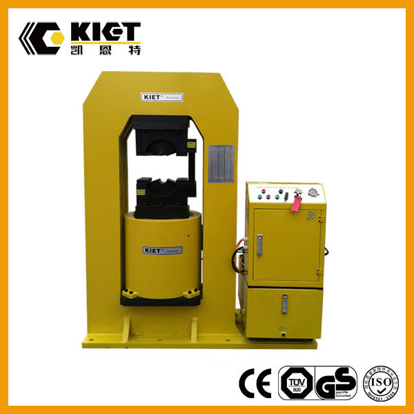 Kiet Brand Steel Wire Rope Hydraulic Swage Press