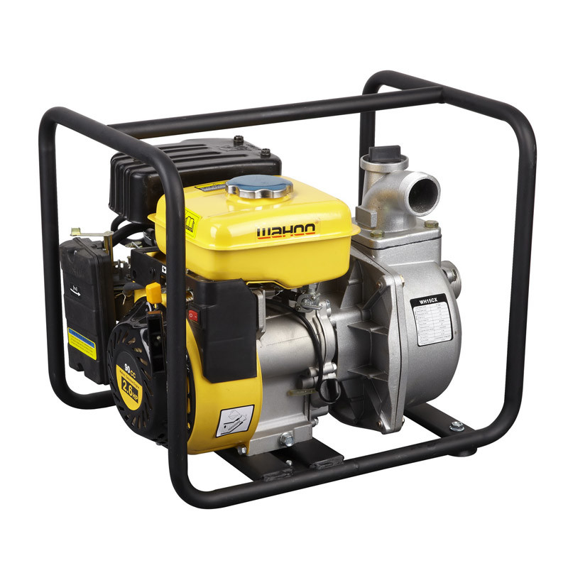 CE 4inch 9.0HP 100mm Gasoline Water Pump (WH40CX)