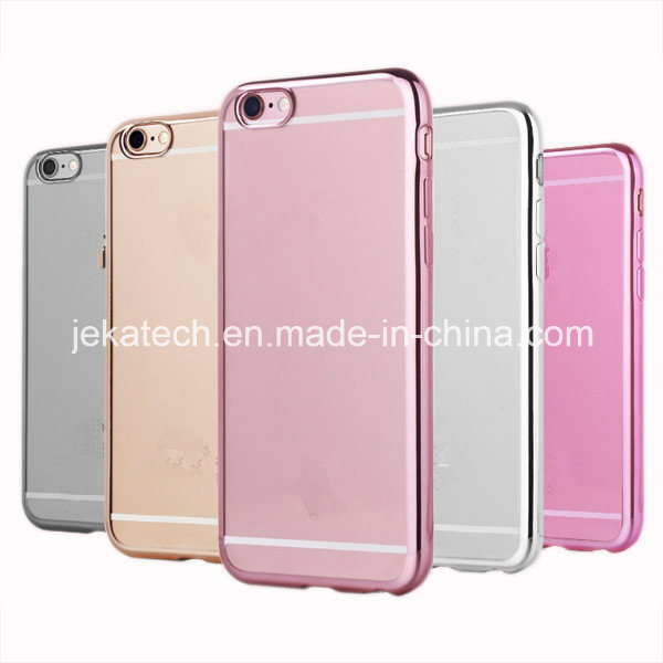 Electroplating TPU Case for iPhone 6