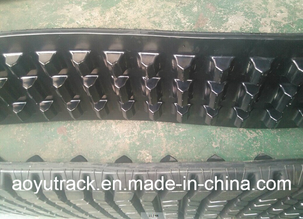 Rubber Track for Caterpillar 277c Compact Loader