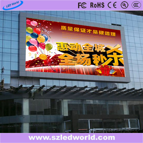 Indoor/Outdoor Fullcolor Advertising LED Display (LED screen, LED sign)