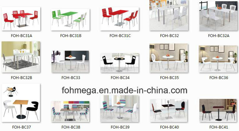 Modern School Canteen Restaurant Set Furniture for Sale