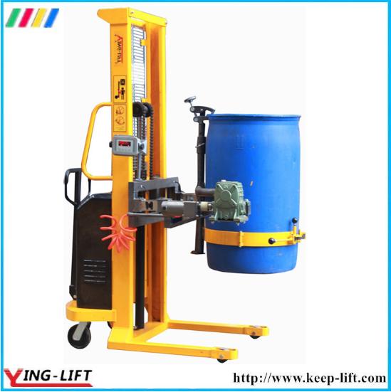 Optional Print Meter Drum Rotator for Steel & Plastic Drums Yl520-1