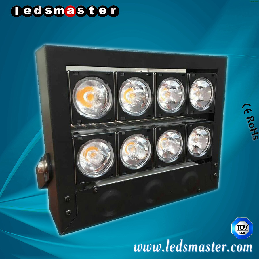 140lm/W LED Wall Pack Light, Wall Pack LED Light 100W Fabrication