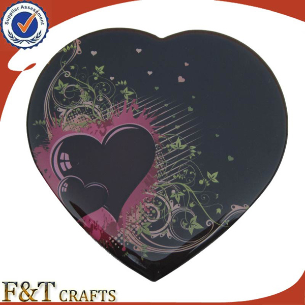 Custom Melaka Promotional Gifs Epoxy Fridg Magnet Photo Frame (FTFM2260A)