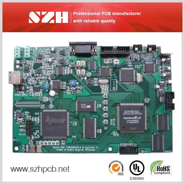 4 Layers HASL PCB E Cigarette Circuit Board PCBA