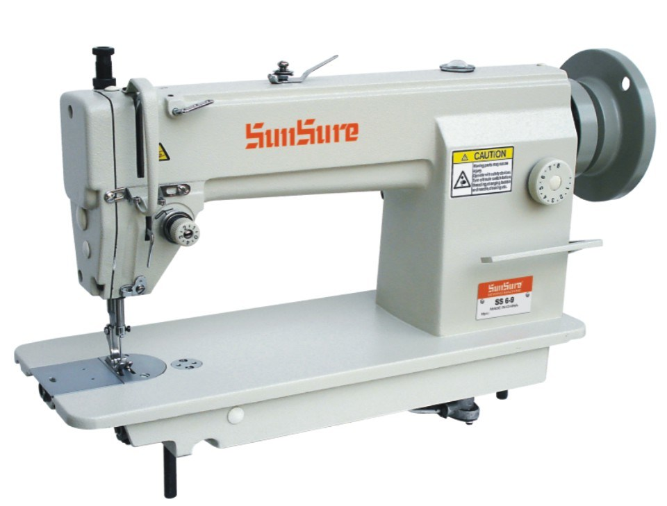 High-Speed Heavy Duty Lockstitch Sewing Machine