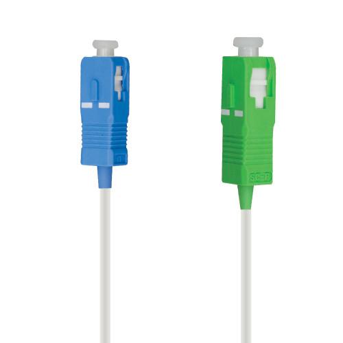 Sc/APC Singlemode 9/125 Simplex Fibre Optical Pigtail Cable
