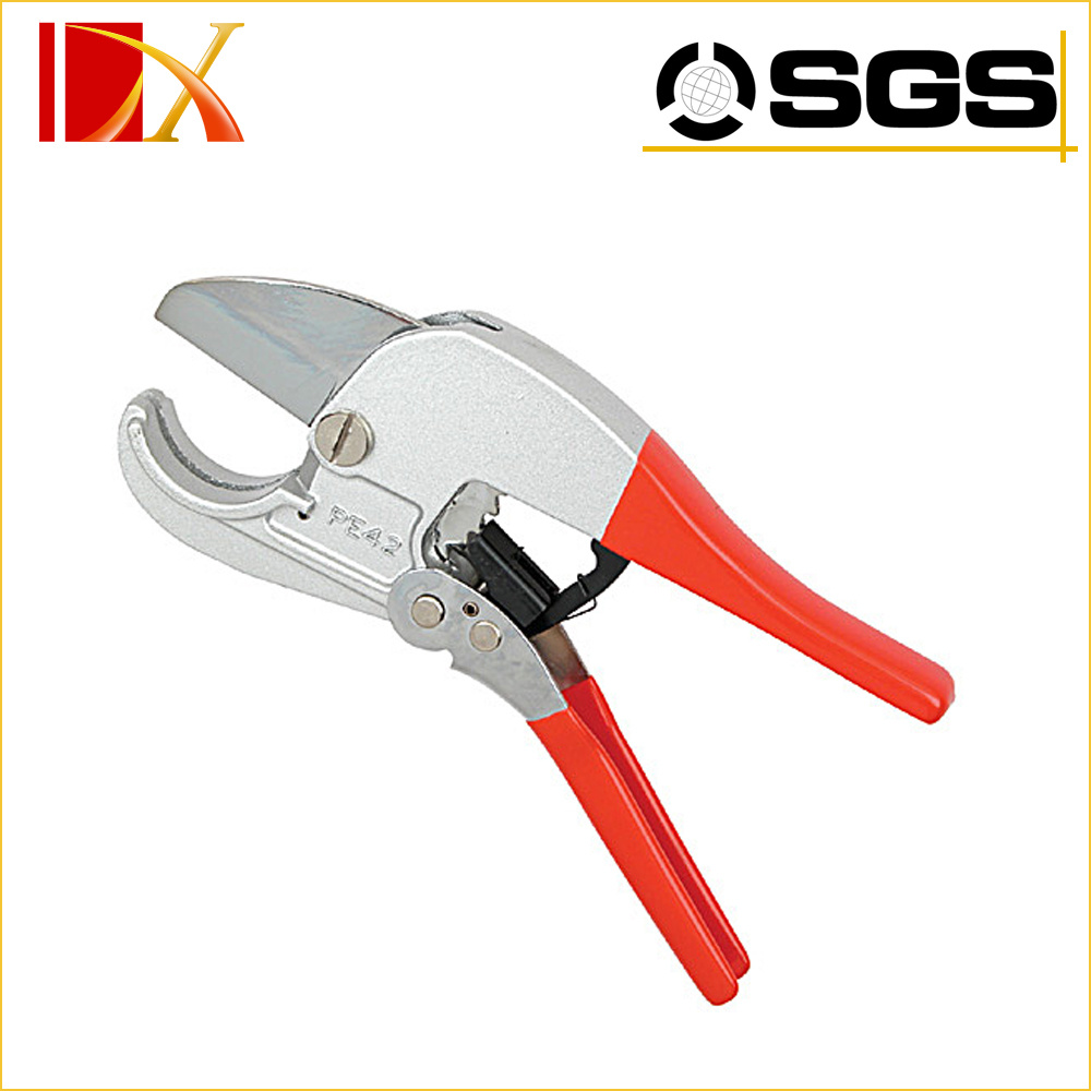 Heat Treatment and Chromed PVC Pipe Cutter