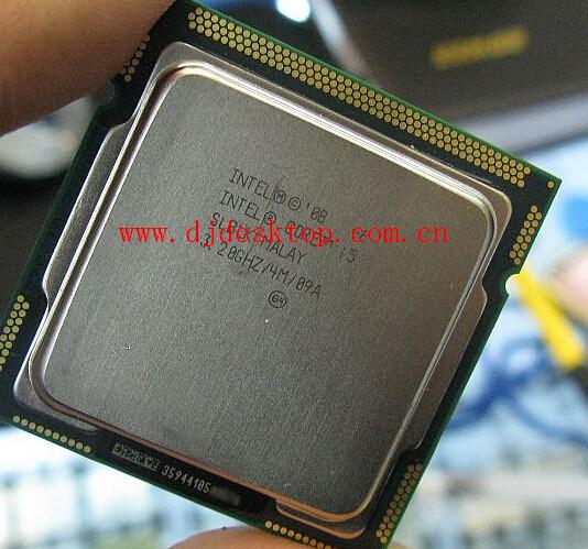 Intel CPU I5 4670t 1150 Serial