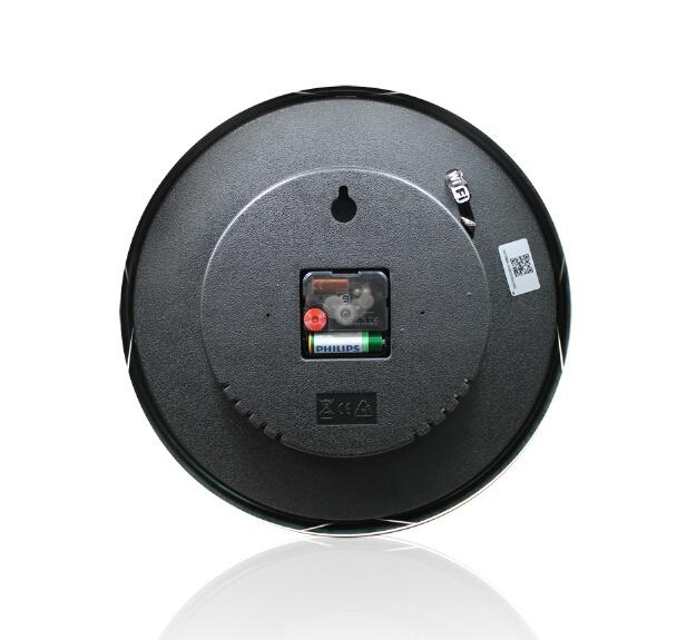 H. 264 CCTV Camera 720p WiFi Wireless Wall Clock Camera