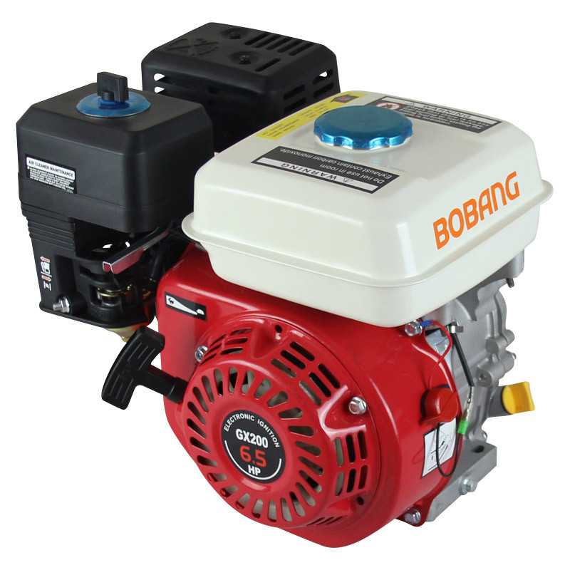 6.5 HP 168f Four Stroke Gas Gasoline Engine (BB-168F2)
