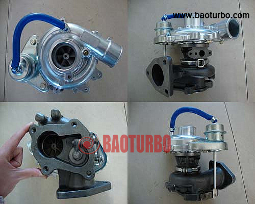 CT16/17201-Ol030 Turbocharger for Toyota