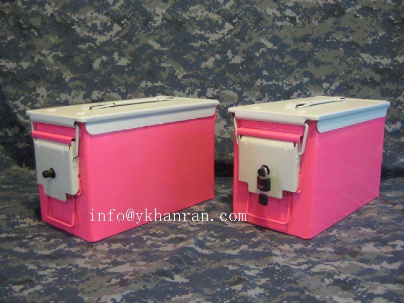 Military Ammo Box M2a1 Lockable Type