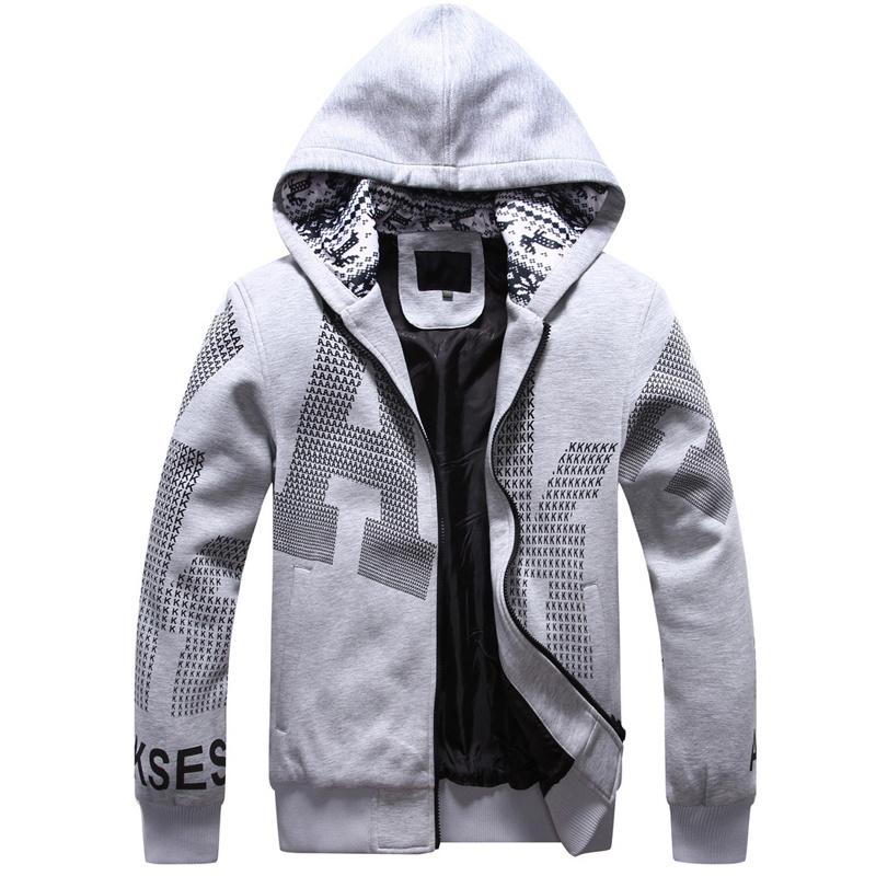 High Quality Warm Unisex Hoody (ZT031)
