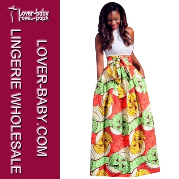 Daishiki Fashion Set African Women Clothing (L28069)