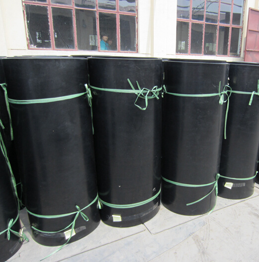 Black SBR NBR EPDM Neoprene Rubber Sheet in Hebei
