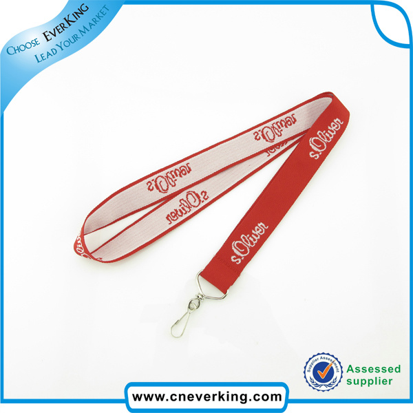 Cheap Printed Military Woven Lanyard Strap