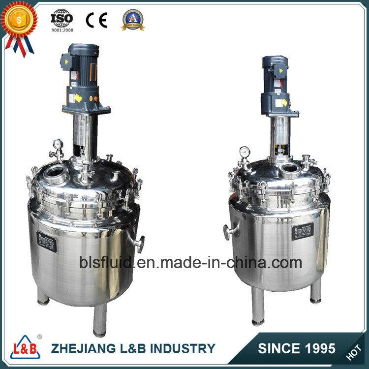 Bls 200L Vacuum Cosmetic Homogenizer Mixer