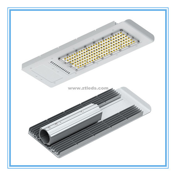 Angle Adjustable UL Meanwell Driver and Philips LED 40W LED Street Light