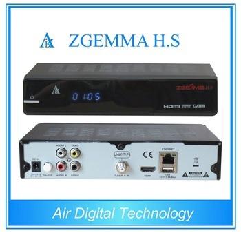 Dual Core Zgemma H. S DVB S2 Linux HD Satellite Receiver
