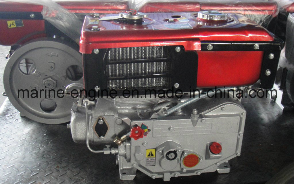 Water Cooled R180/N/L/Nl Single Cylinder Diesel Engine for Sale