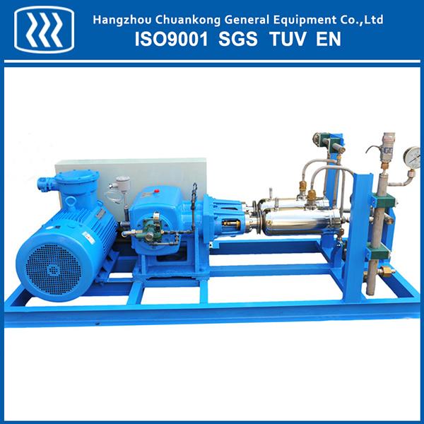 Industrial Cryogenic Intermediate Pressure Pump