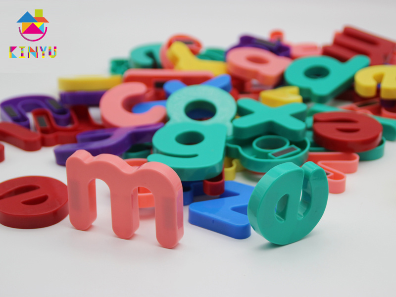 Plastic Magnetic English Alphabet Letters (Upper)