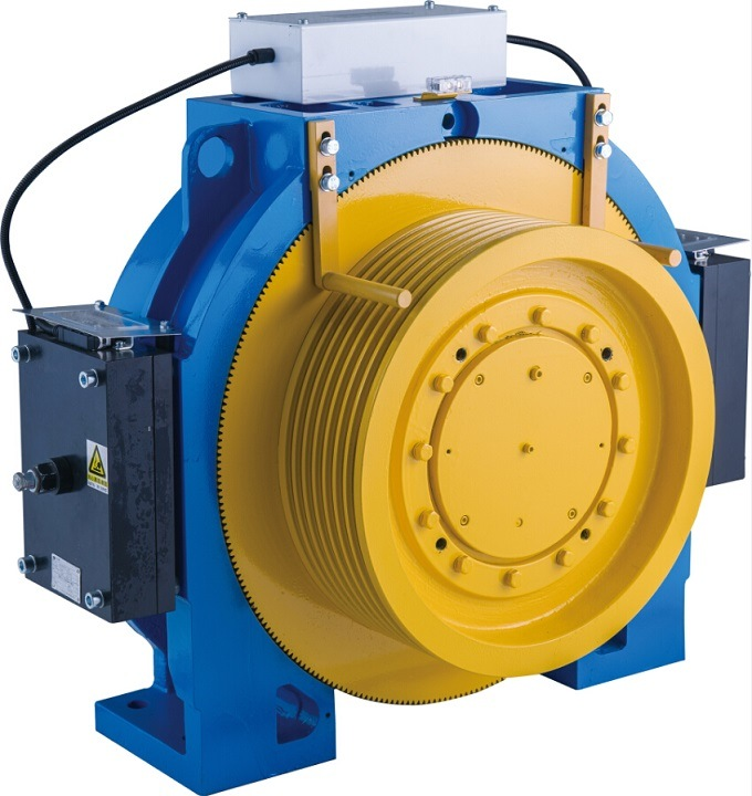 Gearless Traction Machine for Elevator (MINI2 series)