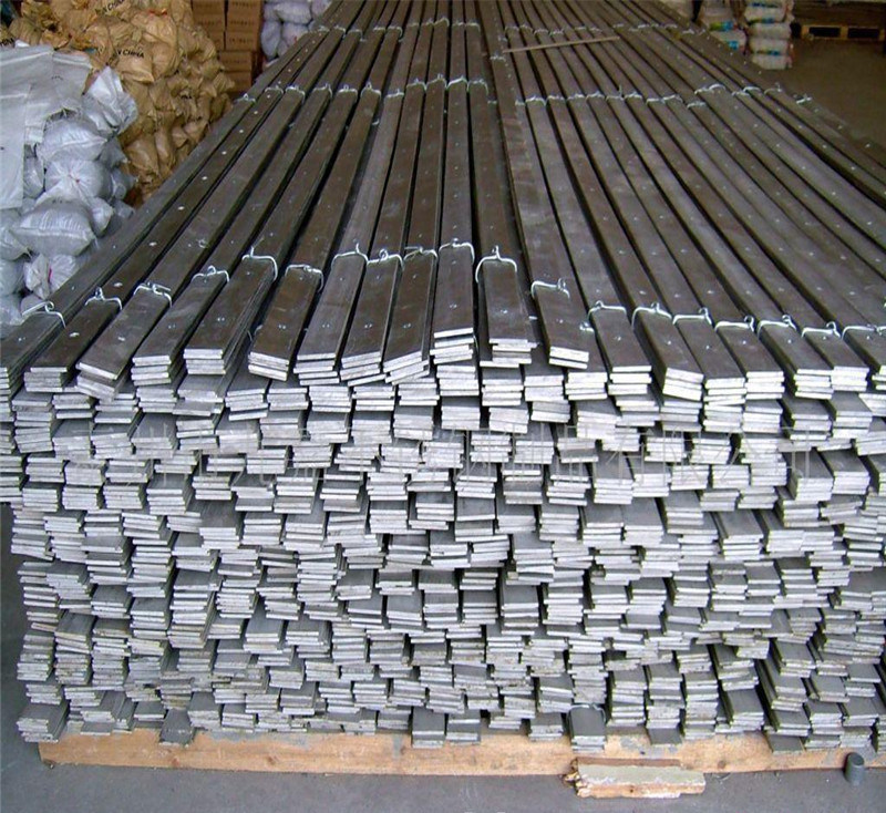 Hot Dipped Galvanized Steel Flat Bar