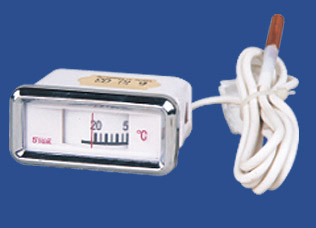 Jwh Series Bimetal Thermometer for Water Heater