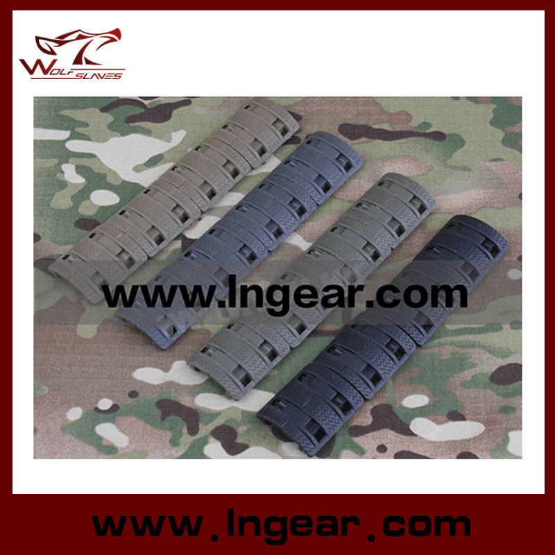 Gun Extended Rail Protector Tactical Xxm Style Rail Cover 32PCS