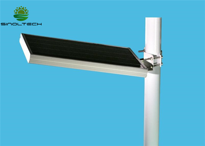 Integrated 8W Outdoor LED Lighting Powered by Solar (SNSTY-208)