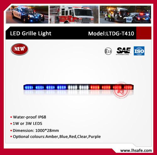 Aluminum Alloy Warning Grille Light (LTDG-T48)