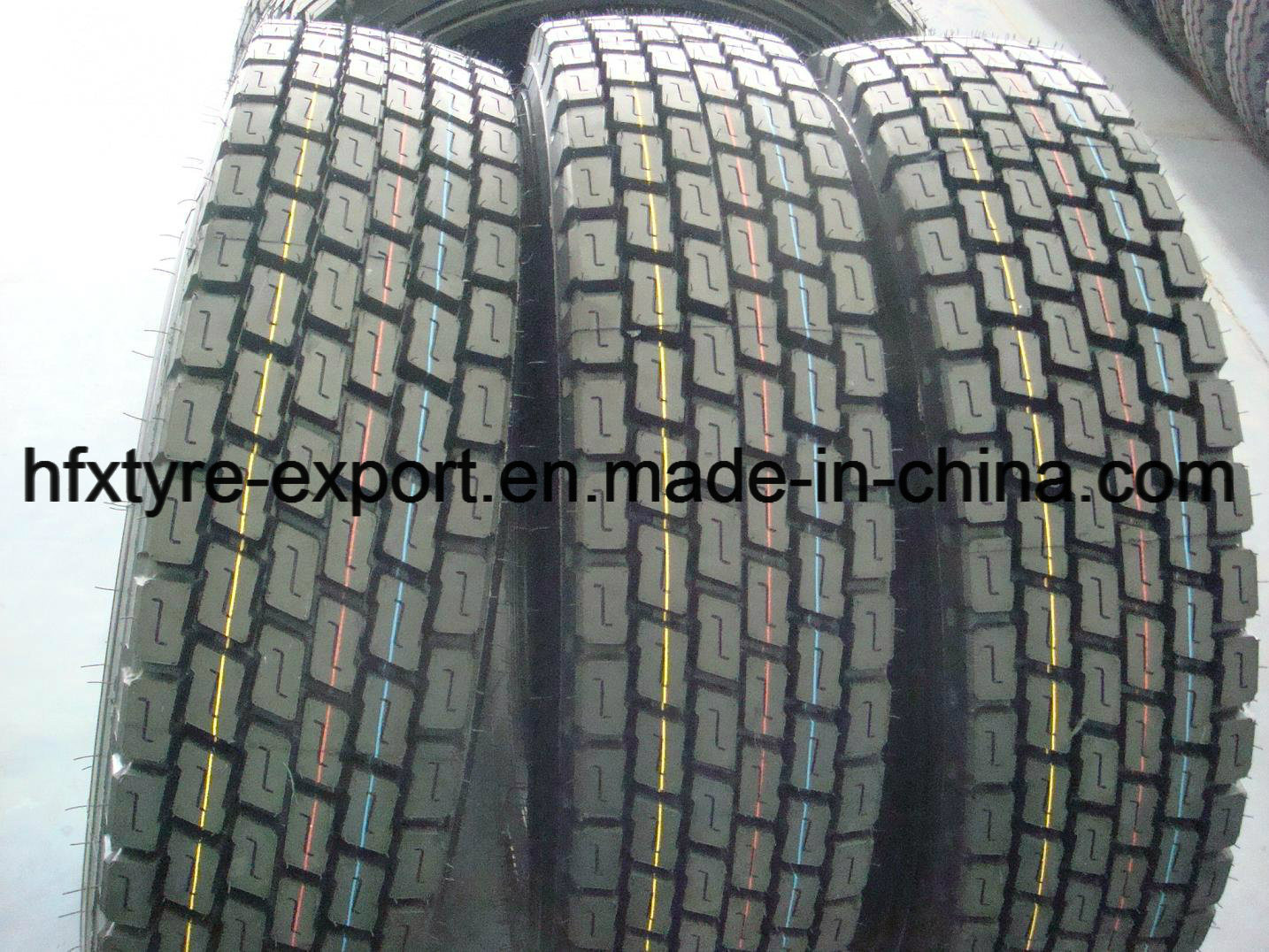 Radial Tire 385/65r22.5 12.00r24 OTR Tyre for Truck with SGS